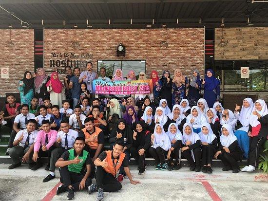 Kemaman District, Malaysia: MAJLIS  BERSAMA PELAJAR ASNAF