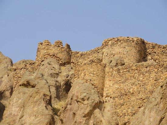 Kiz Castle, Mianeh
