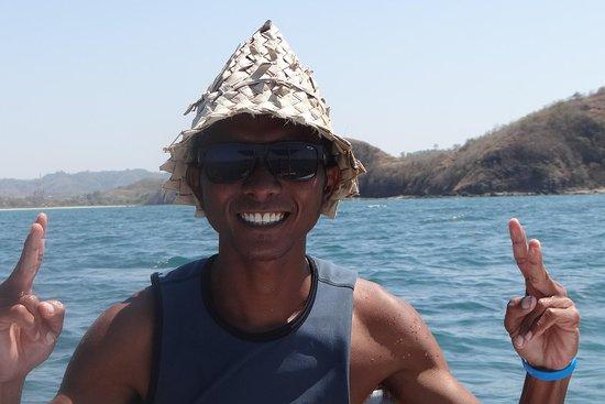 Hassan Gerupuk Surf Guide