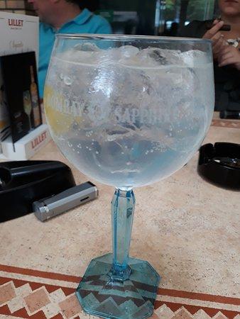 Gin Tonic, lecker
