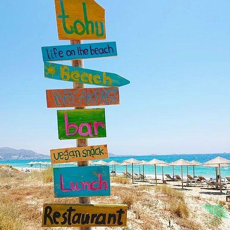 Tohu Beach Bar Restaurant