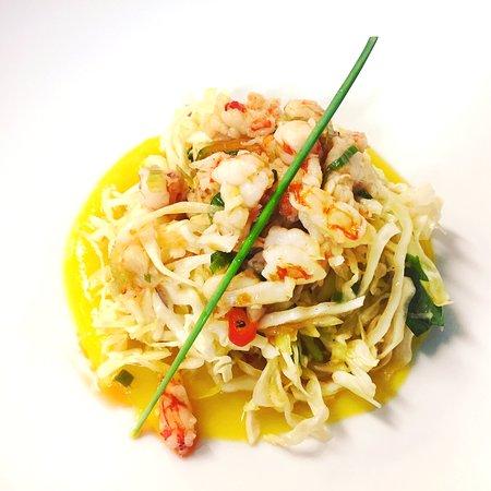 Sant'Antonino di Susa, Włochy: insalata thai