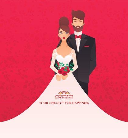 Qasar Balqis is your right choice for the perfect wedding 💯 💕  - Jadikan Qasar Balqis Restaurant pilihan terbaik anda 💯 💕  - 我們小姐承諾,Qasar Balqis是您完美婚禮的正確選擇💯💕 -  قصر بلقيس هو الاختيار الصحيح والمناسب لحفل الزفاف المثالي💯💕 - #food #ArabicFood #Foodie #Malaysia #arabic #ماليزيا #qasarbalqis #catering #Event #Wedding #Planning