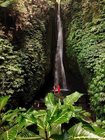 Leke Leke Waterfall