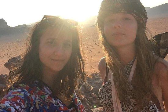 Wadi Rum Trekking