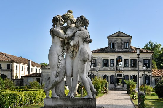 Rovare, Włochy: Villa Navagero Erizzo, riaperta dopo tanto tempo...