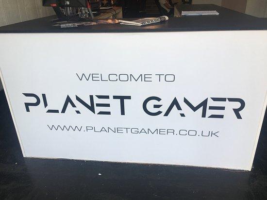 Planet Gamer