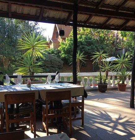 Ivato, Madagascar : Garden views