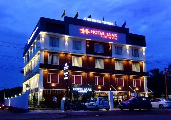Edappal, India: HOTEL JAAS CONTINENTAL