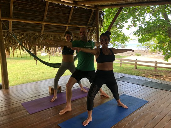 Playa Negra Beach Yoga