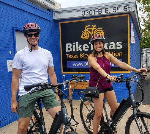 BikeTexas Tours