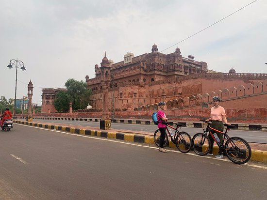 Bikaner By Cycle