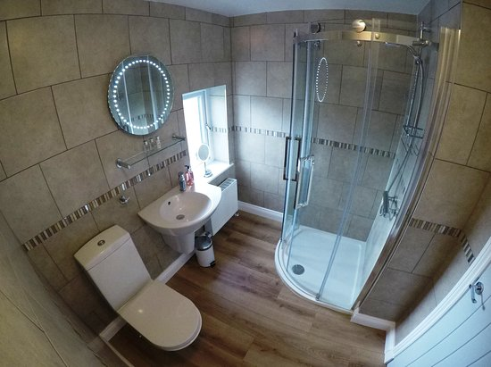 South Thoresby, UK: Ensuite Bedroom 4