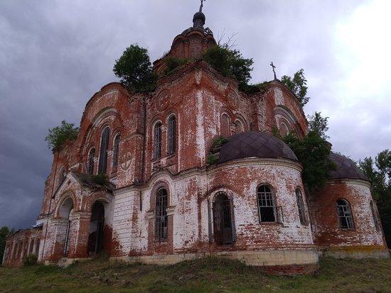 Kirov Oblast, Oroszország: Кировская область, с.Кугушерга.