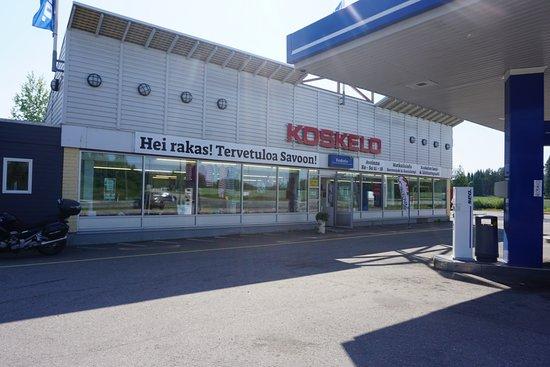 koskelon matkailukeskus
