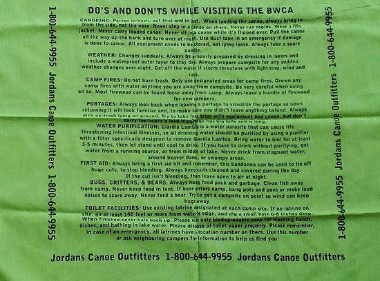 Jordan's Canoe Outfitters