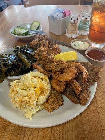 Jestine S Kitchen Charleston Downtown Menu Prices