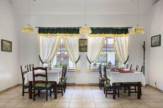 Restaurant Pensiunea Sibiel: Restaurant
