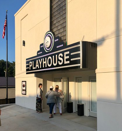 ‪The Downtown Playhouse‬