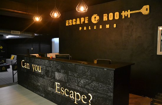‪Escape Room Palermo‬