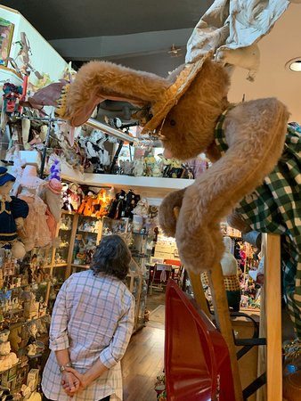 Foto de The Bunny Museum
