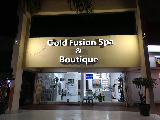 ‪Gold Fusion Spa & Boutique‬