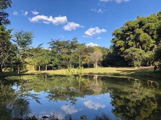 Pedregulho, SP: lago