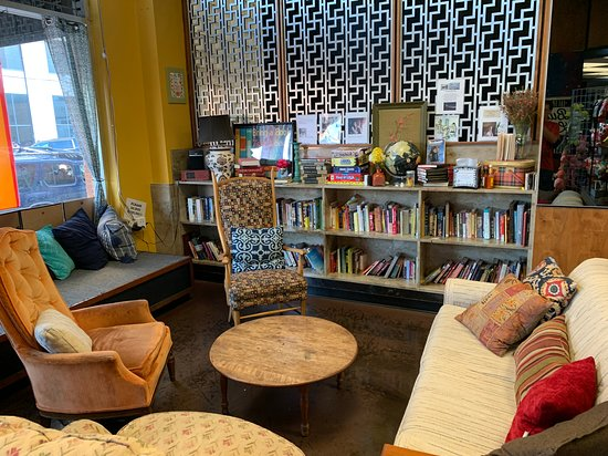 8th St Coffee House Wichita Falls