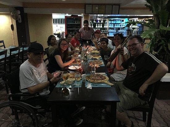Abuyog, Filipiny: Relaxed atmosphere