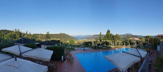 Boffenigo Panorama & Experience Hotel: Vista lago dalla terrazza