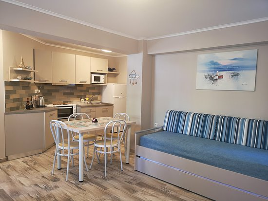 Paralia Vrasna, Hellas: Apartment 2