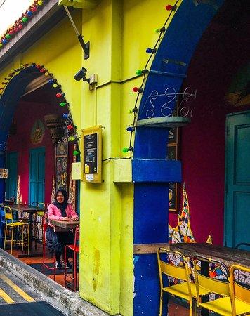 Kampong Glam: Vibrant Arab Street