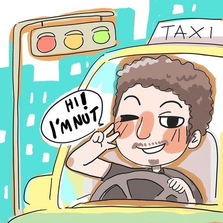 วิชิต, ไทย: Hi, Let me introduce my driver his name is Nut nice friendly and sincerity 💯  Sunny Private Driver Phuket