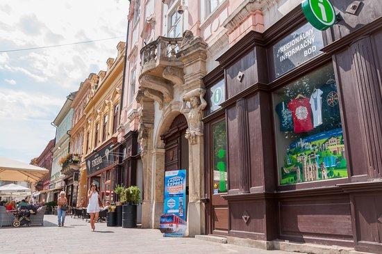 Regionálny informačný bod Košice región