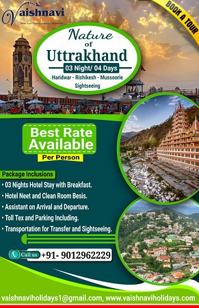 Uttarakhand Tour Packages