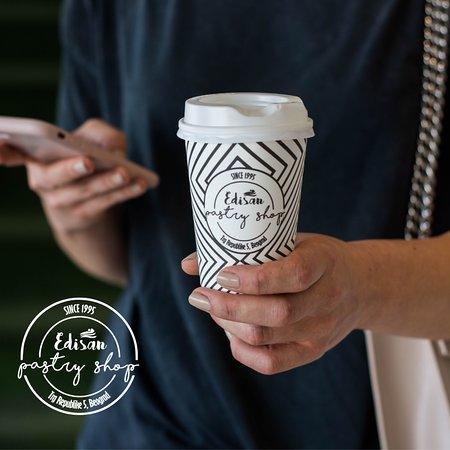 #edisan #CoffeeToGo