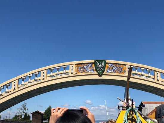 Ponte dos Carcavelos: Ponte
