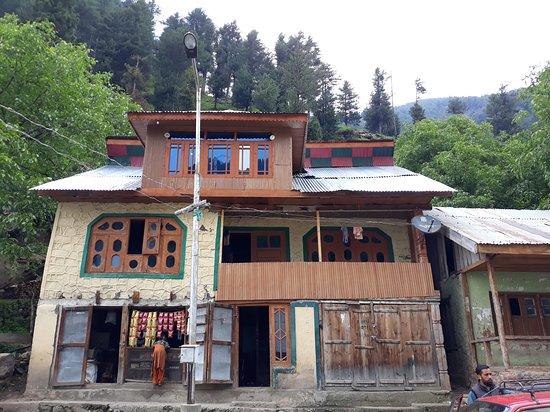 Naranaag, อินเดีย: Khan Guesthouse