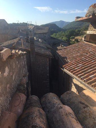 Le village de Macerino