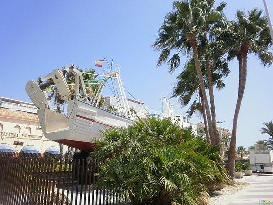 Barco Museo Esteban Gonzalez