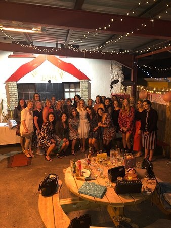 Hen Party - home away from home