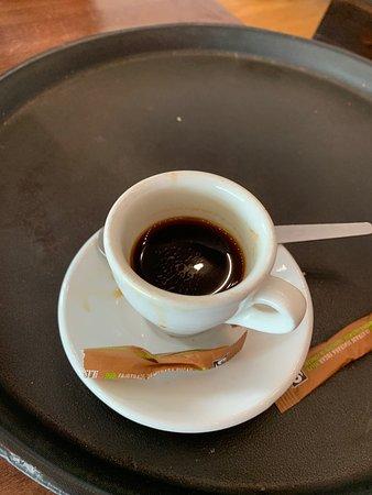 Coffee too bitter