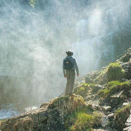 Il più grande ed efficiente climatizzatore naturale del Trentino 😬.