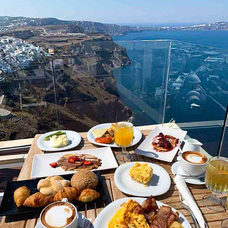 Breakfast at  Don Pascal restaurant