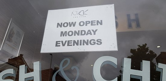 Now open Monday evenings in August 5 - 8 pm😎😎