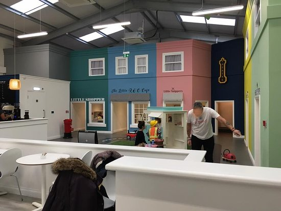 The PlayTown Role Play Centre