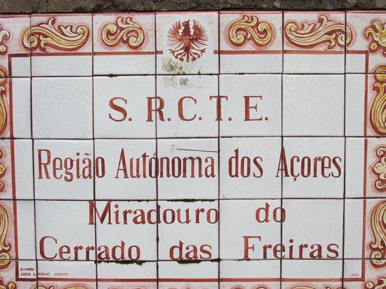 Miradouro do Cerrado das Freiras