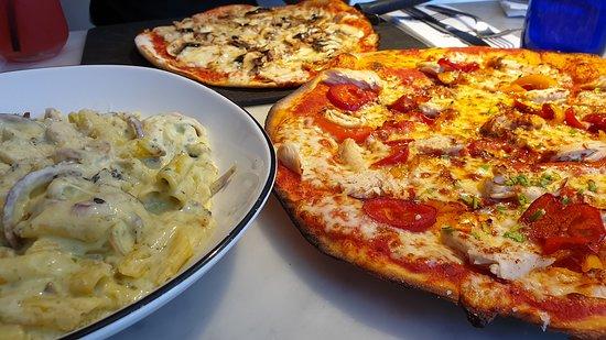 Pizza Express Southampton 31 Oxford St Menu Prices