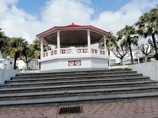 Jardim municipal de Povoacao