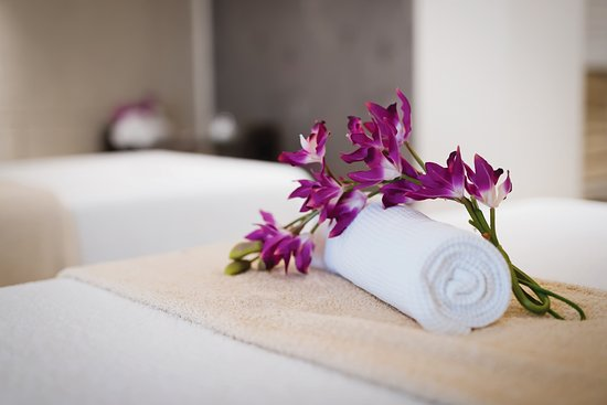 Spa Q: Enjoy ultimate relaxation.